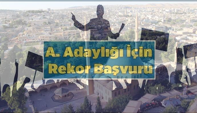 Şanlıurfa, Gaziantep'i ikiye Katladı, Türkiye'de 3. Oldu