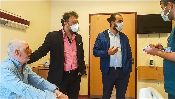 Şanlıurfa harran üniversitesi hastanesinde bir ilk