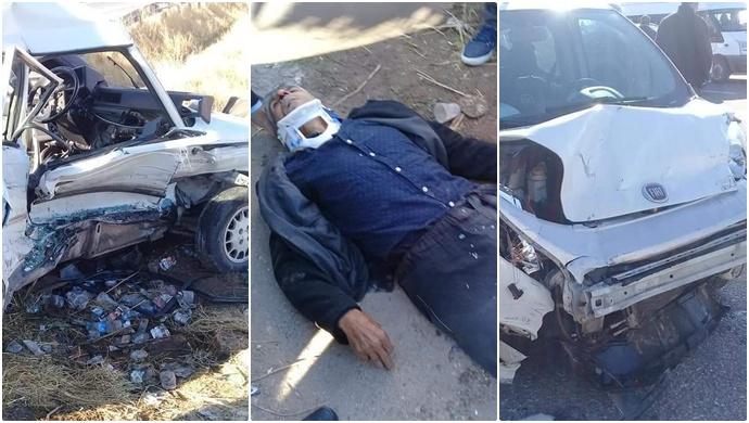 Şanlıurfa-Mardin Yolunda Kaza; 6 Yaralı