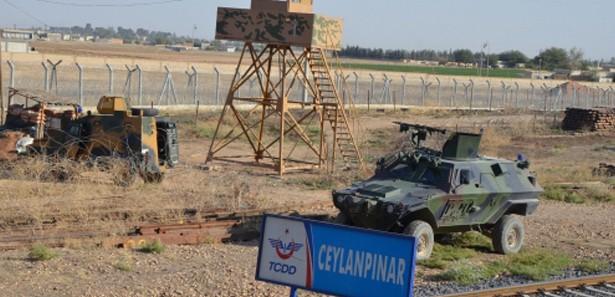 Şanlıurfa sınırında önlemler attırıldı