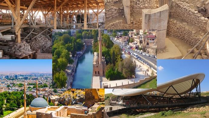 Şanlıurfa Turizmde tarihi rekor!