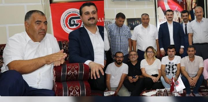 Şanlıurfa ve İlçe Gazeteleri Platformu Kuruldu