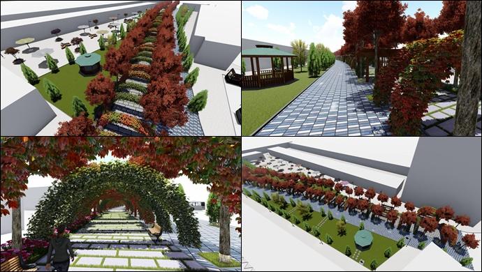 Şanlıurfa Yeşil Koridor Projesi İle Yeşillenecek-(VİDEO)