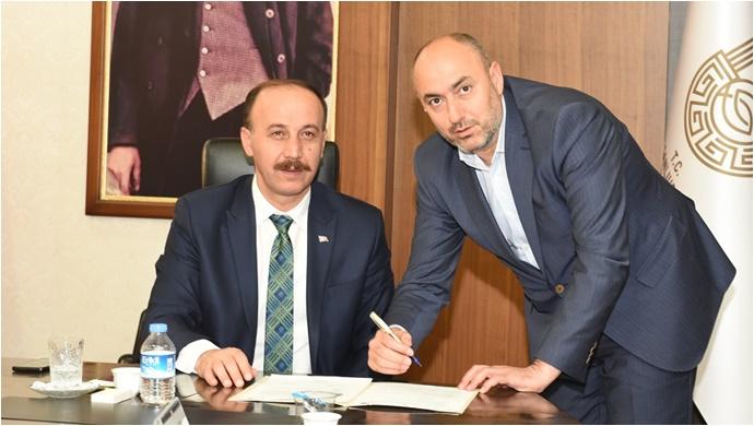 Şanlıurfa YİKOB 60 Taşınmazını Belediyelere Devretti -(GÖRÜNTÜLÜ)