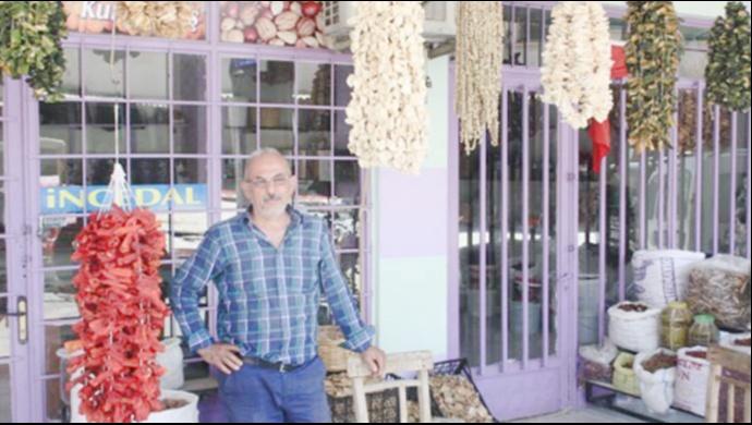 Şanlıurfa'da 10 yıllık esnaf: Dükkânımı siftahsız kapatıyorum