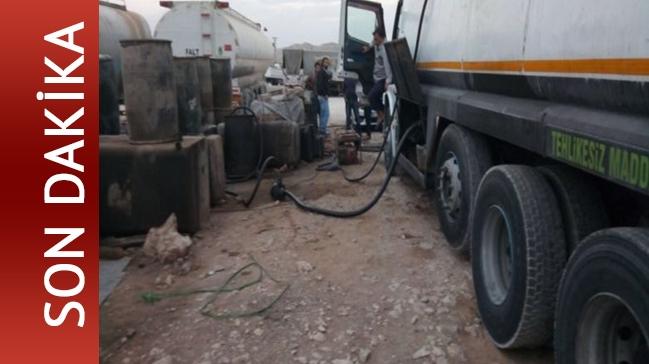 Şanlıurfa'da 6 Ton Kaçak Akaryakıt Ele Geçirildi