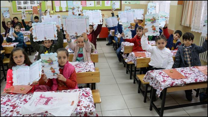 Şanlıurfa'da 650 Bin Öğrenci Yarıyıl Tatiline Girdi