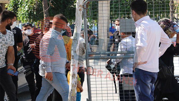 Şanlıurfa'da adliye çıkışında kavga: 3 yaralı, 6 gözaltı!