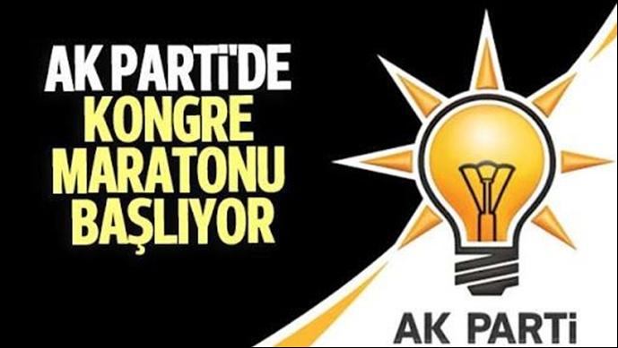 Şanlıurfa'da Ak Parti kongreleri bugün başlıyor!