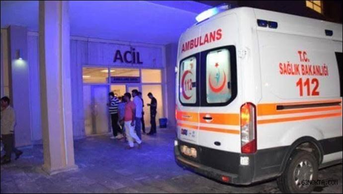 Şanlıurfa'da Alacak- Verecek Kavgası Kanlı Bitti, 1 Ölü 6 yaralı
