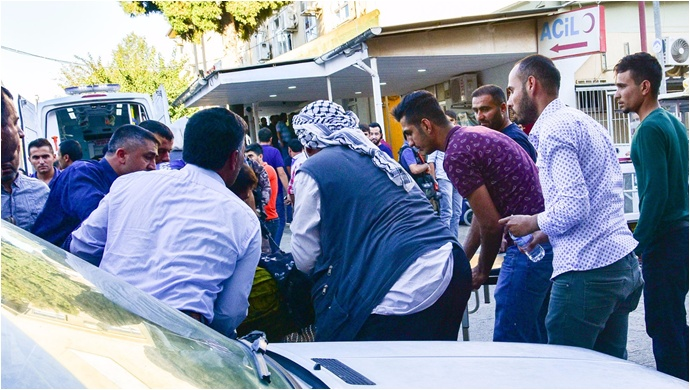 Şanlıurfa'da Arazi Kavgasında Kan Aktı