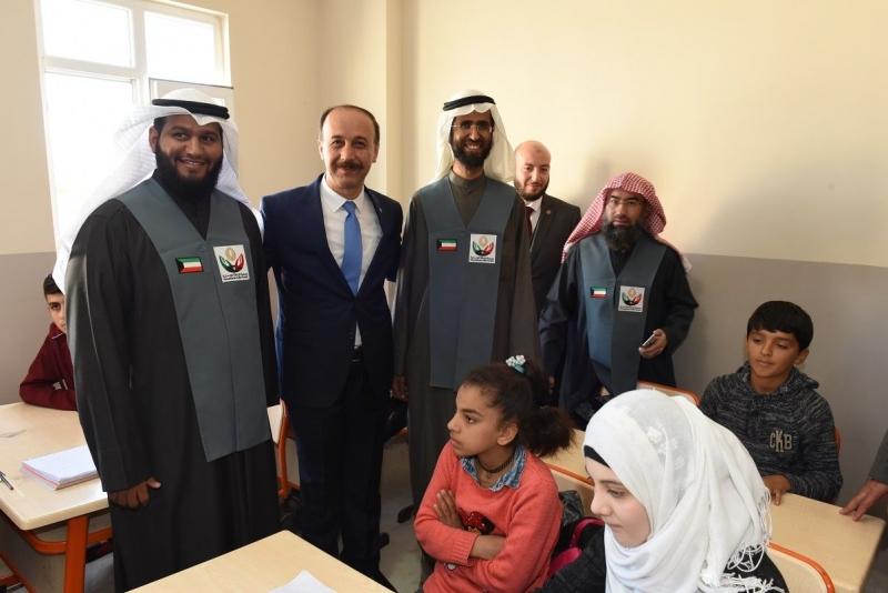 Şanlıurfa'da Bir Okul Daha Eğitime Kazandırıldı
