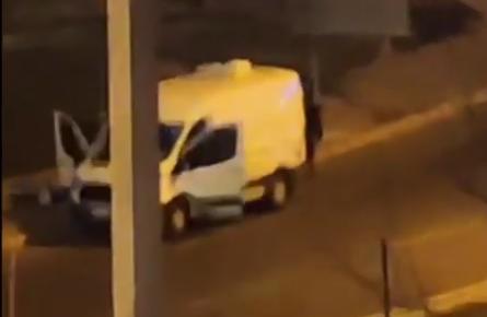 Şanlıurfa'da bomba ihbarı! Yol trafiğe kapatıldı