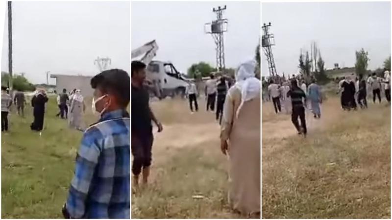 Şanlıurfa'da elektriği kesen ekiplerle köylüler kavga etti: 4 kişi yaralandı