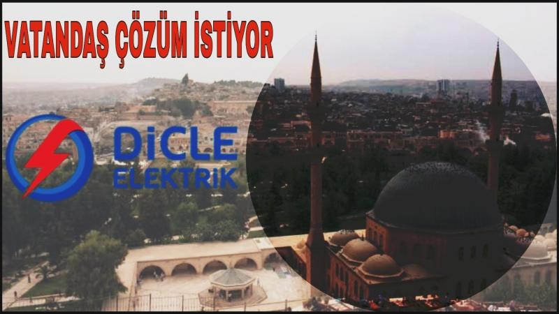 Şanlıurfa'da Elektrik İsyanı !!!