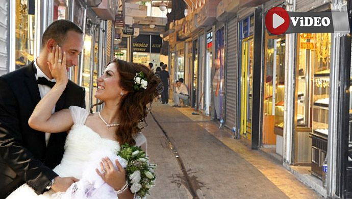 Şanlıurfa'da evlilik hazırlığı yapanları altın fiyatları vurdu!