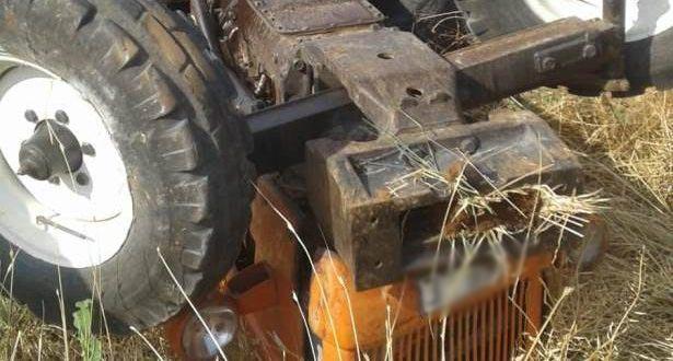 Şanlıurfa'da facia… Traktörler kafa kafaya çarpıştı