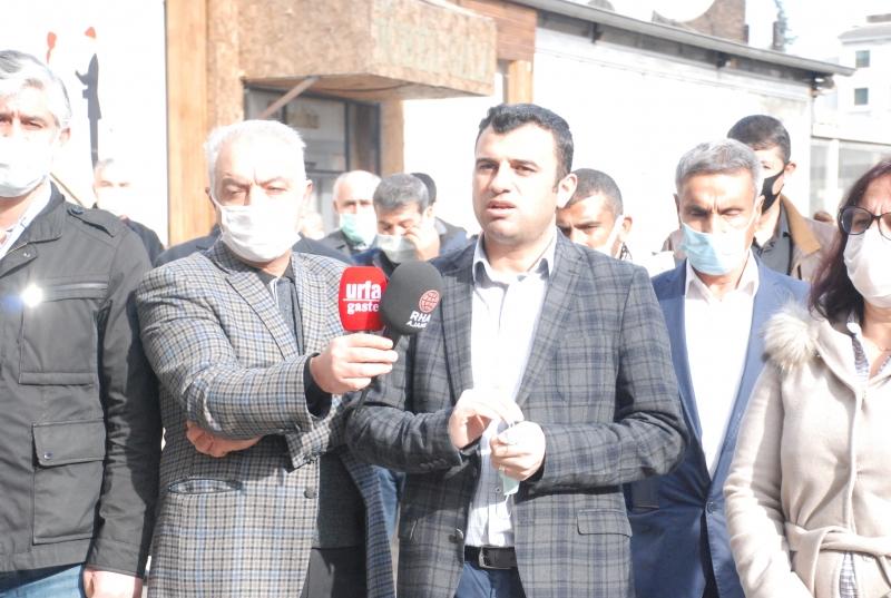 Şanlıurfa'da HDP'den Roboski olayı ile ilgili ilişkin açıklama