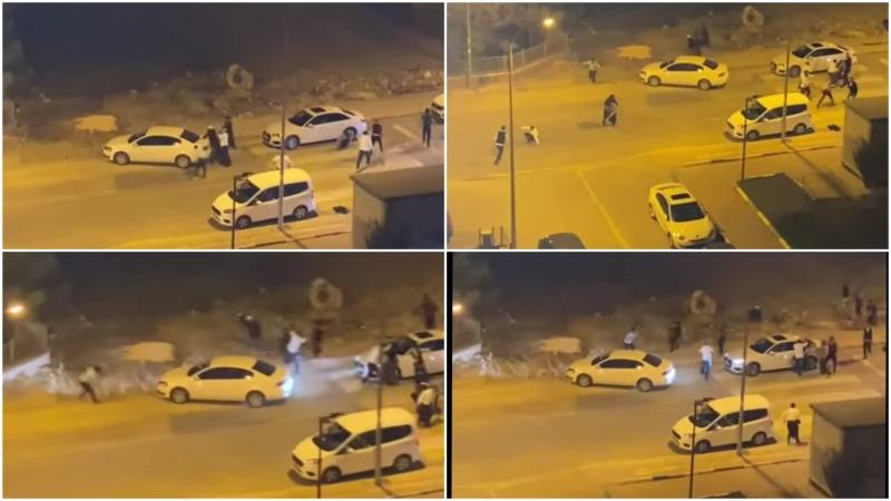 Şanlıurfa'da husumetli aileler karşılaştı! 5 yaralı-(VİDEO)