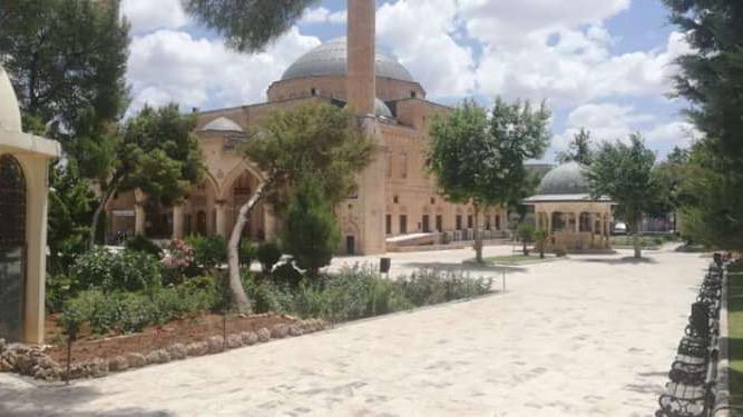 Şanlıurfa'da ilk…İlk defa camilerde bayram namazı kılınmadı