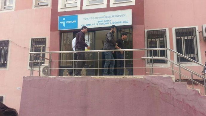 Şanlıurfa'da İŞKUR memurlarına Saldıran 5 Kişi Tutuklandı