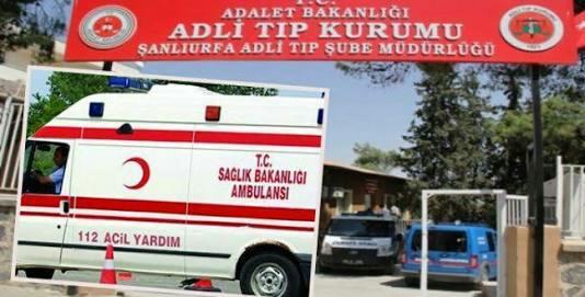 Şanlıurfa'da Kaza 1 ölü