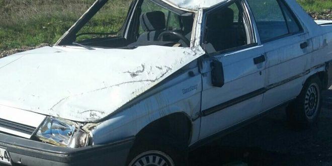 Şanlıurfa'da Kaza: 2 yaralı
