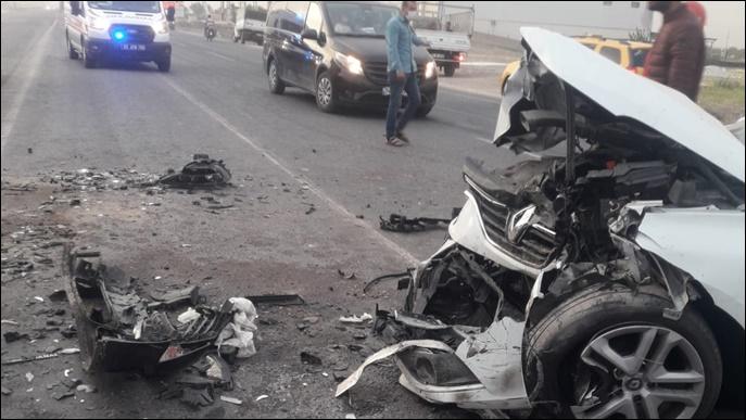 Şanlıurfa'da Kaza: Ölü ve yaralılar var !
