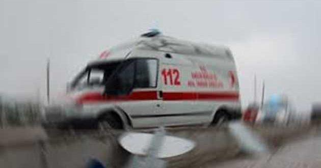 Şanlıurfa'da kaza: Yaralılar var