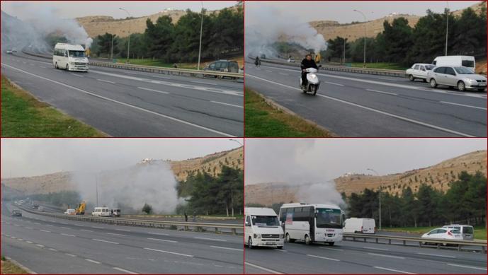 Şanlıurfa'da Kaza:1 Yaralı
