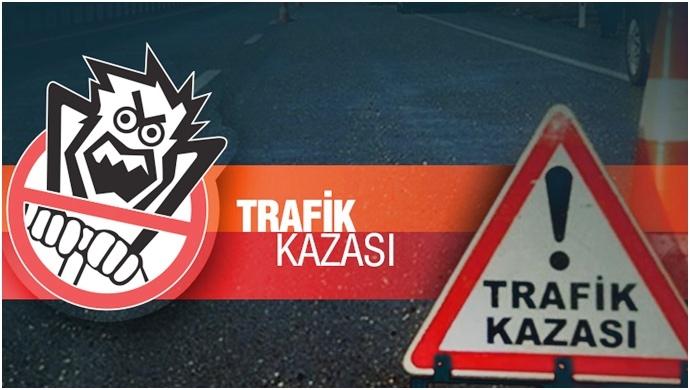 Şanlıurfa'da Motosiklet Kazası,1 Ölü,1Yaralı