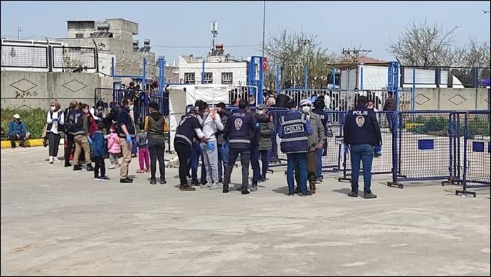 Şanlıurfa'da Nevruz Kutlamasında Geniş Güvenlik Önlemleri Alındı