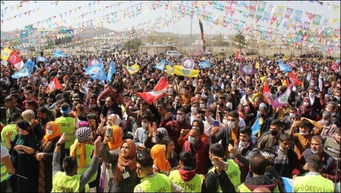 Şanlıurfa'da 'Newroz Bayramı' kutlamaları devam ediyor