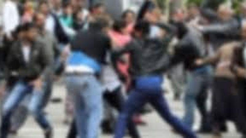 Şanlıurfa'da odunlu kavga: 8 yaralı