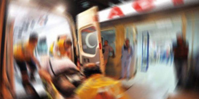 Şanlıurfa'da otomobil devrildi: Yaralılar var…