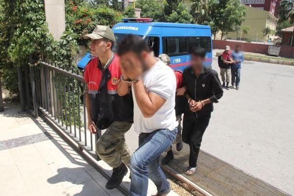 Şanlıurfa'da petrol hırsızlarına operasyon: Gözaltılar var …