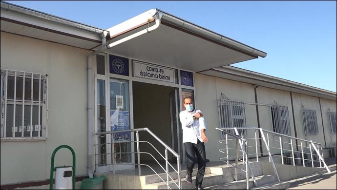Şanlıurfa'da Randevusuz Aşı Dönemi Başladı-(VİDEO)