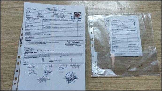 Şanlıurfa'da 'Sahte Engelli Raporu' Operasyonu: 11 gözaltı-(VİDEOLU)
