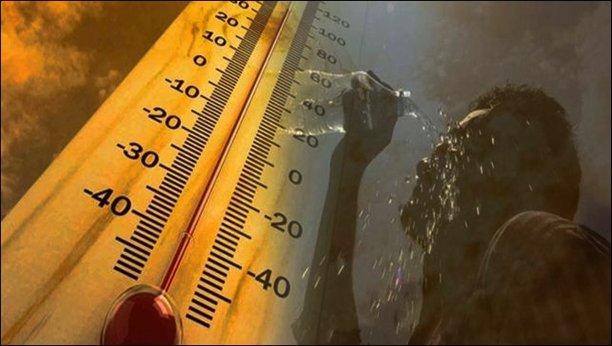 Şanlıurfa'da sıcaklık rekoru kırıldı
