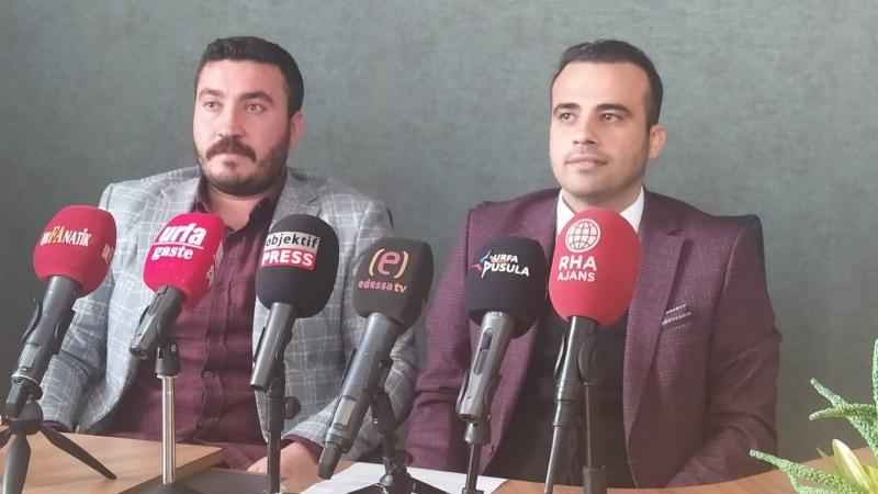 Şanlıurfa'da şok istifa: 2 kişi istifa etti!