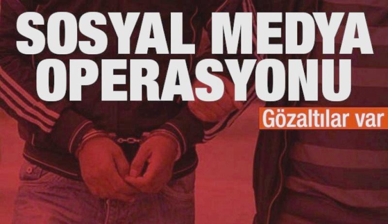 Şanlıurfa'da Sosyal Medya Operasyonu: 6 Gözaltı