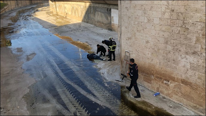 Şanlıurfa'da Şüpheli Ölüm!- (VİDEO)