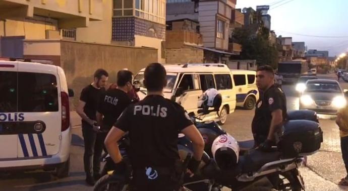 Şanlıurfa'da Suriyeliler ile Türkler Arasında Kavga, 1,Ölü Çok sayıda Yaralı Var..