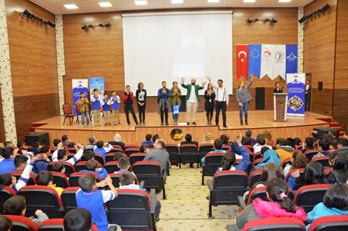 Şanlıurfa'da Tarih Yeniden Canlanıyor'' Projesi Programı Düzenlendi
