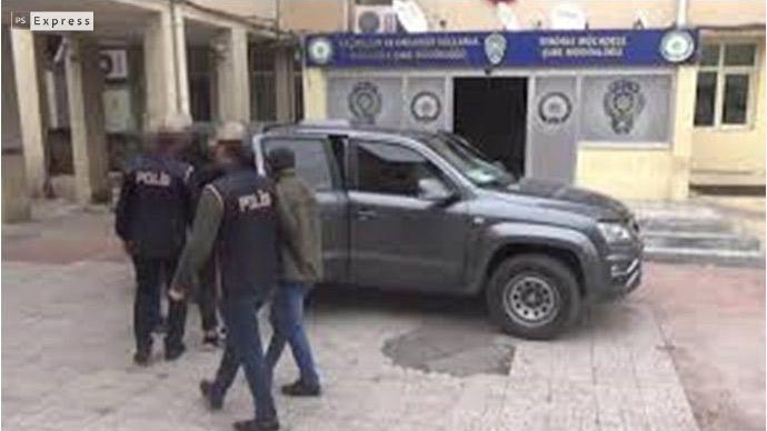 Şanlıurfa'da Terör Operasyonu:3 Gözaltı ( VİDEO)