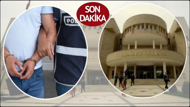 Şanlıurfa'da Terör Operasyonu:7 Gözaltı