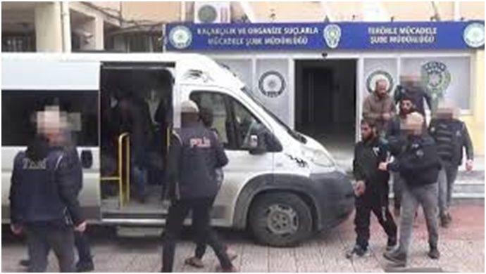 Şanlıurfa'da Terör Operasyonu,Çok Sayıda Tutuklama Var (VİDEO)