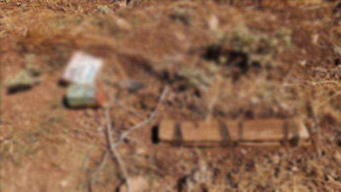 Şanlıurfa'da toprağa gömülü halde bulundu
