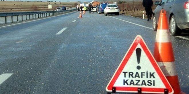 Şanlıurfa'da Trafik Kazası:3 yaralı