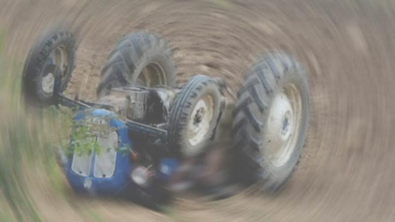 Şanlıurfa'da Traktör Kazası: 1 Ölü